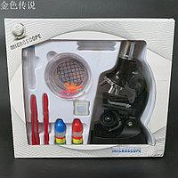 Микроскоп детский 75х-150x-400x-600х-900х-1200x, фото 1