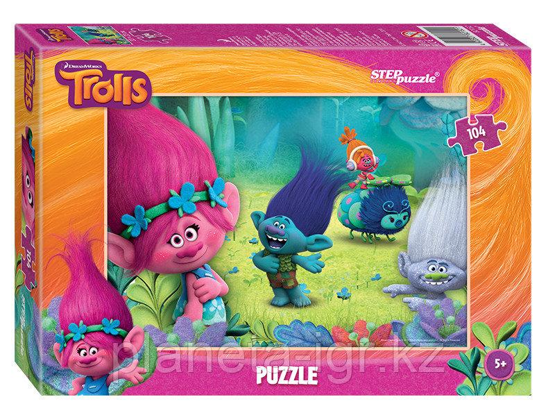 "Мозаика ""puzzle"" 104 ""Trolls"" (Dreamworks)"