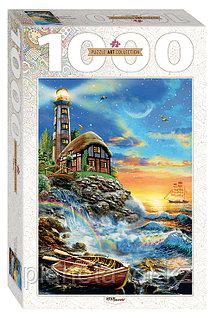 """Мозаика """"puzzle"""" 1000 """"Адриан Честерман. Маяк"""""""