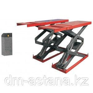 Электрогидравлический ножничный подъемник, г/п 4000 кг. STRATOS S39 (ОМА530C)