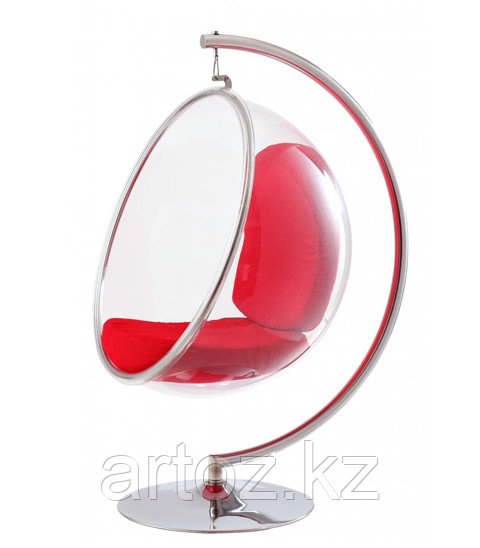 Кресло Bubble chair floor (red)