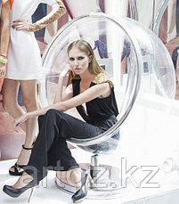 Кресло Bubble chair floor (silver), фото 3