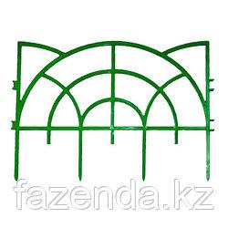 Заборчик Роккоко L-3м, h-3,3м (7 секций)