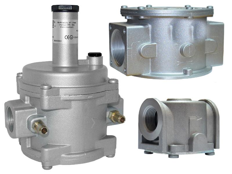 Газовый фильтр  15  (6 бар)