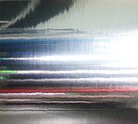 """Виниловая пленка """"Зеркальный хром"""" (D5202) 1,52м"""