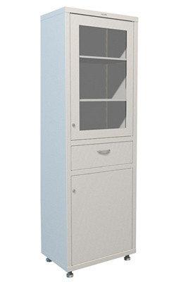 Шкаф медицинский МД 1 1760 R-1