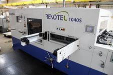 Revotec 1040S - автоматический высекальный пресс от YoungShin