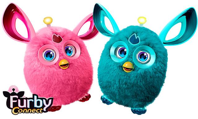 Furby connect / Фёрби Коннект