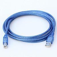 Кабель шнур для принтера удлинитель USB A/B 1,5м