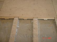 Монтаж спортивного покрытия, фото 2