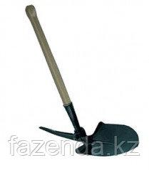 Лопата складная с киркой