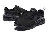 Летние кроссовки Nike Air Presto черные