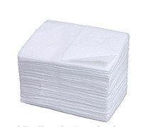 Бумага туалетная листовая V-укладка  100%  целлюлоза, белая 2-слойная