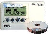 HM Digital FM-2 Компьютерный анализатор степени загрязнения фильтра с датчиком объема воды FM2