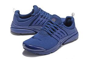 Летние кроссовки Nike Air Presto синие, фото 3
