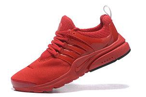 Летние кроссовки Nike Air Presto красные, фото 2