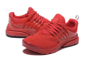 Летние кроссовки Nike Air Presto красные, фото 3
