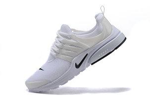 Летние кроссовки Nike Air Presto белые, фото 2