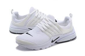Летние кроссовки Nike Air Presto белые, фото 3