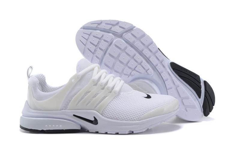 Летние кроссовки Nike Air Presto белые