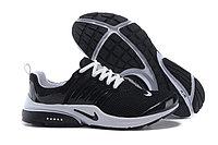 Летние кроссовки Nike Air Presto черно-белые