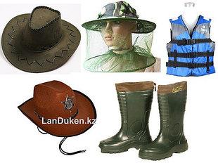 Одежда и обувь для охоты и рыбалки