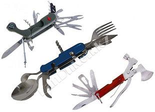 Универсальные ножи и приборы
