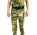 Брюки камуфлированные, зеленый АТАК, фото 2