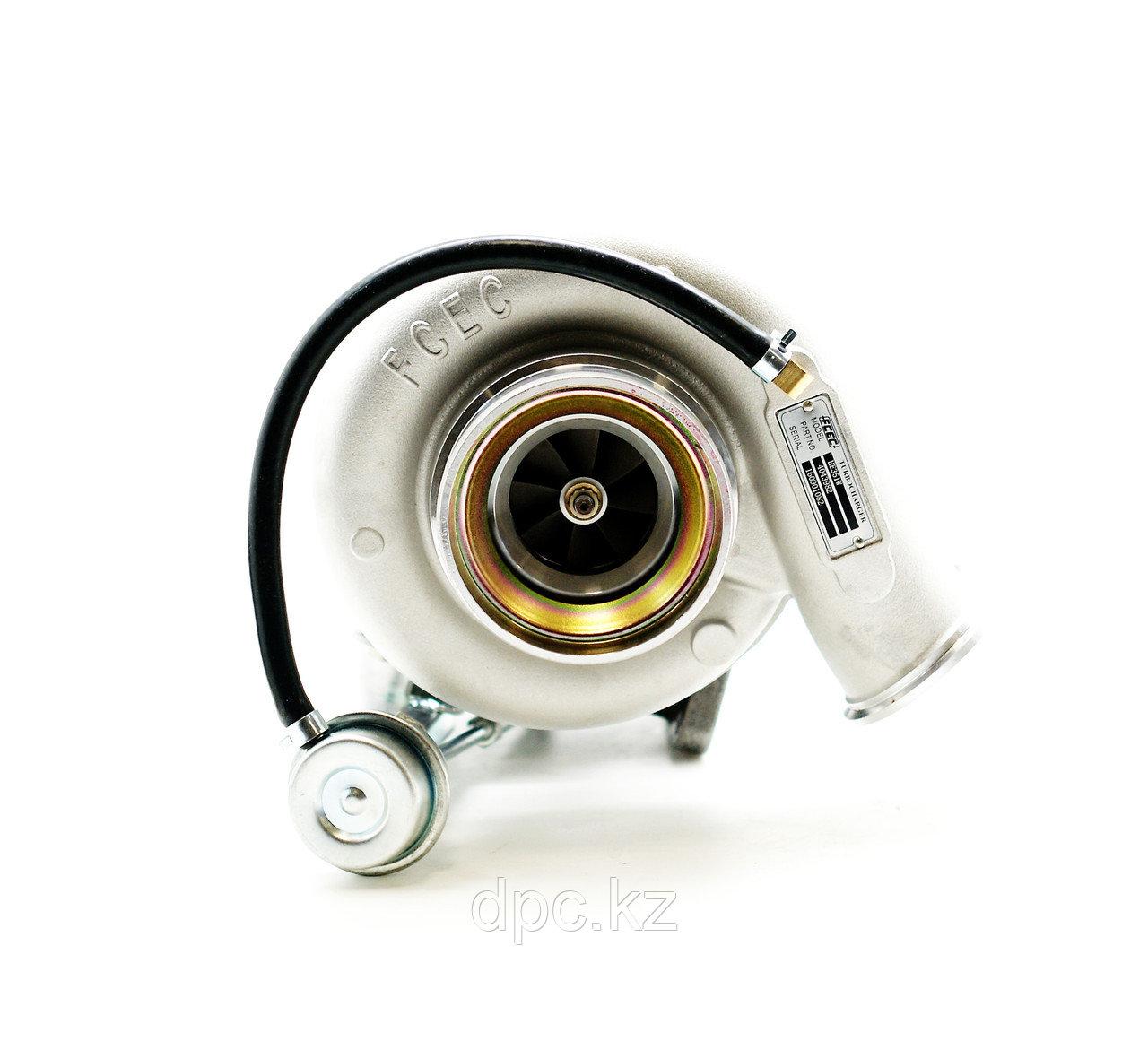 Турбокомпрессор HX351W FCEC для двигателя Cummins 6ISBe 6.7 4043980 4043982 - фото 3