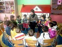 Установка видеокамер Алматы в детском саду