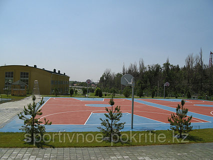 Баскетбольная площадка, фото 2