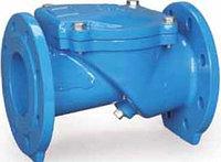 Клапан обратный фланцевый DN 65 PN 16 с шарнирно-откидным диском Banninger