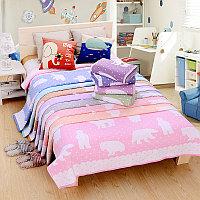 Детское полотенце-простыня