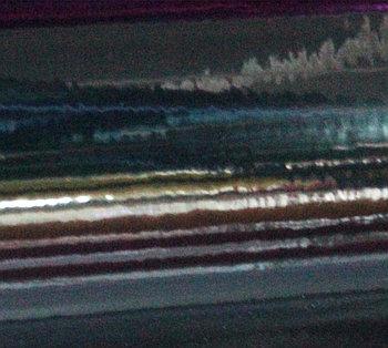 """Виниловая пленка """"Зеркальный хром"""" (D5209) 1,52м"""
