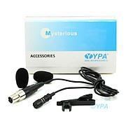 Петличный микрофон YPA-m1-C4A (Mini XLR)