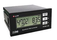 Двух линейный HM Digital PSC-54 (PS-54D-mA) Контроллер уровня TDS/EC воды с токовым выходом