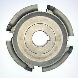 Алмазная фреза для узла Раундер кромкооблицовочного станка KDT