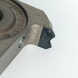 Фреза твердосплавная для радиусного фрезерования кромкооблицовочного станка KDT / Zaitec / Filato 5000