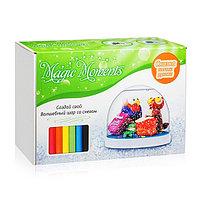 """Magic Moments Создай свой Волшебный шар со снегом """"Совы"""""""