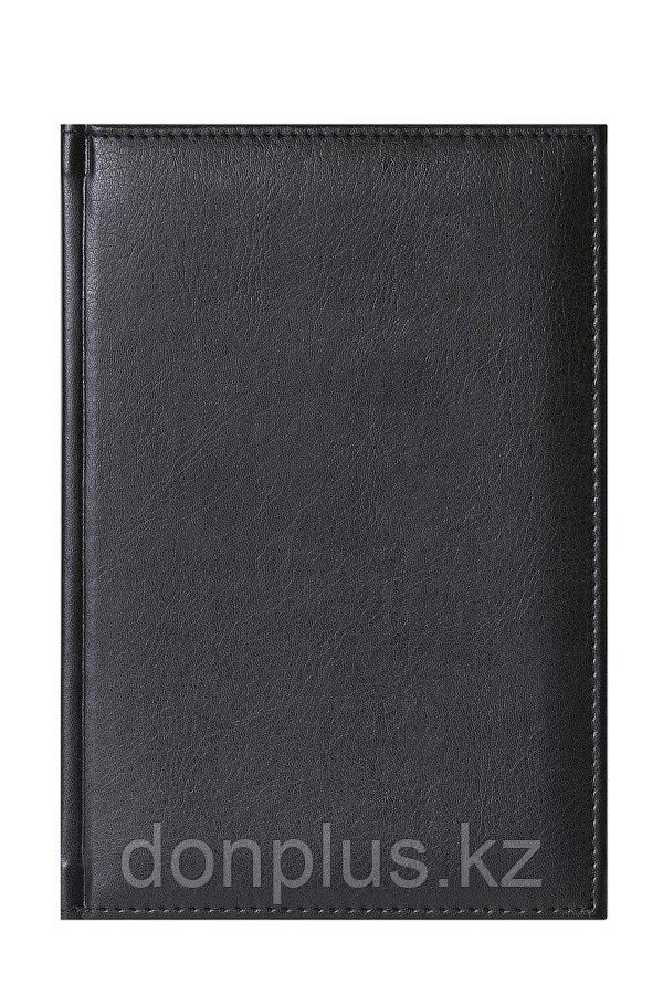 Ежедневник CLASSIC A5, недатированный, черный
