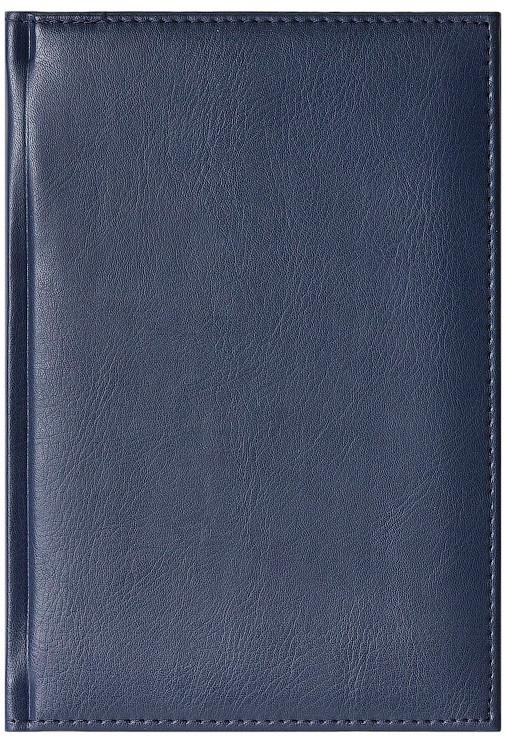 Ежедневник CLASSIC A5, недатированный, синий