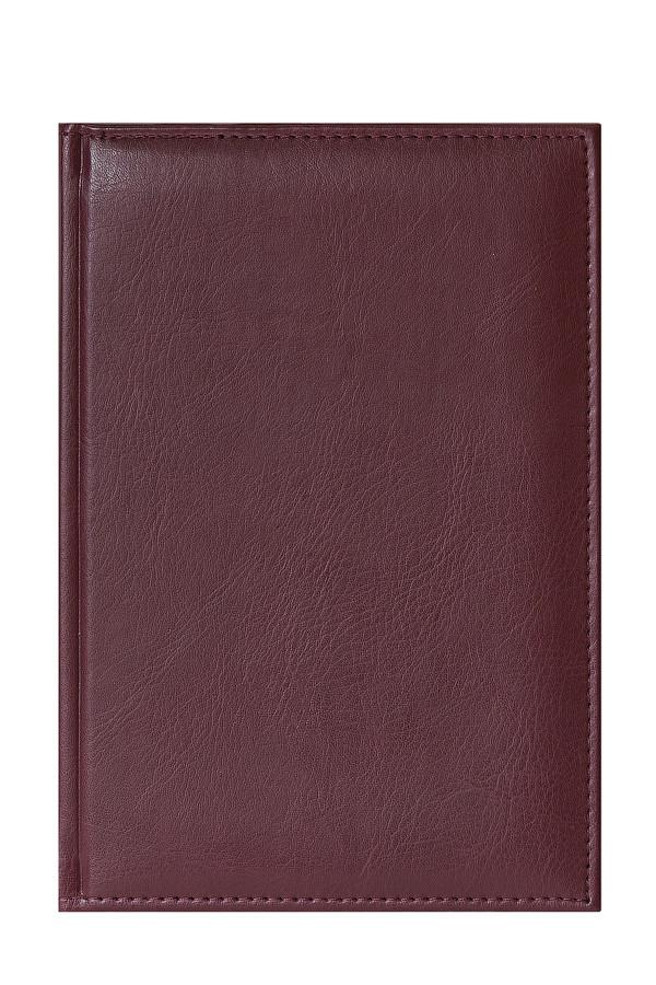 Ежедневник CLASSIC A5, недатированный, бордовый