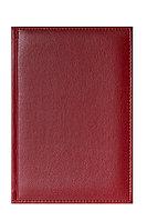 Ежедневник CLASSIC A5, недатированный, красный