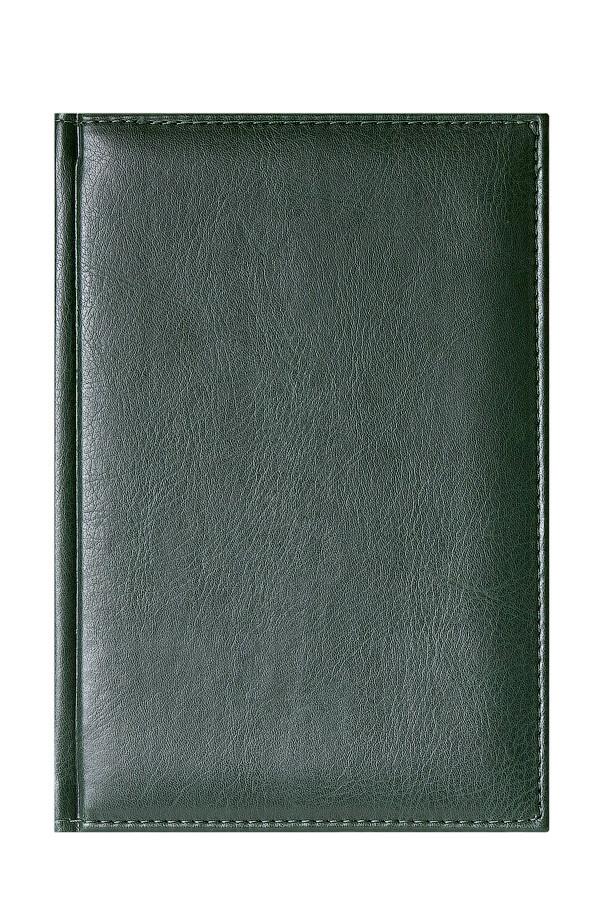 Ежедневник CLASSIC A5, недатированный, зеленый