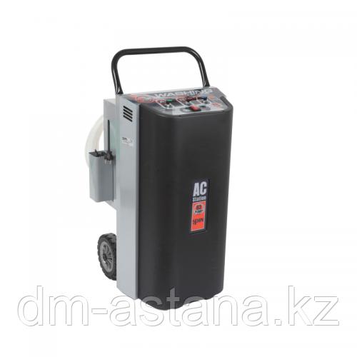 Установка передвижная для промывки систем кондиционирования с баком ёмкостью 30 л.