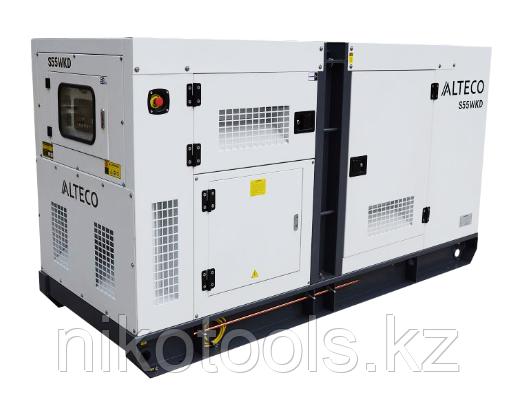 Дизельный генератор Alteco S20 WKD
