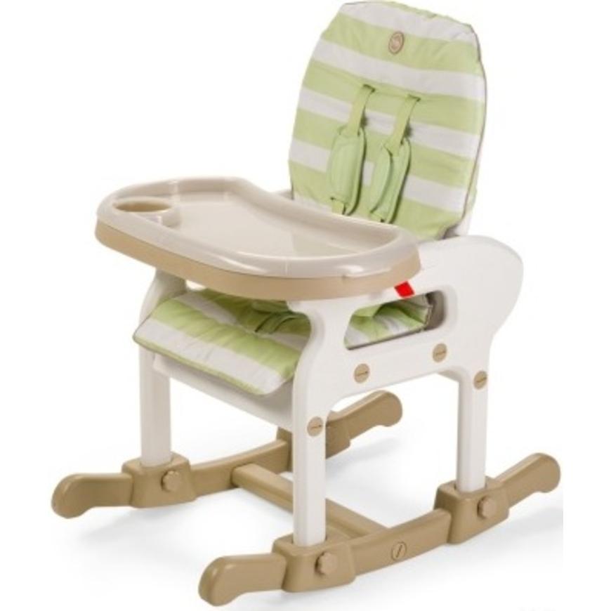 Стульчик Happy baby Oliver V2 Green