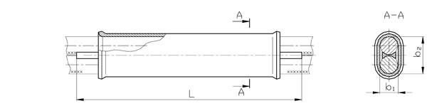 Зажим соединительный СОАС: СОАС-185-3