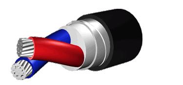 Кабель АПвБбШв 2х70 (ож)-1
