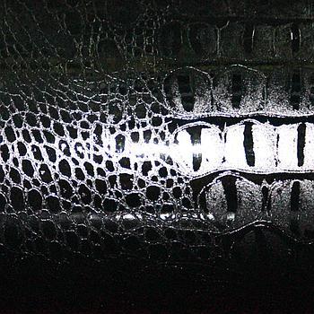 "Виниловая пленка ""Кожа крокодила"" (S6305) 1,52м"